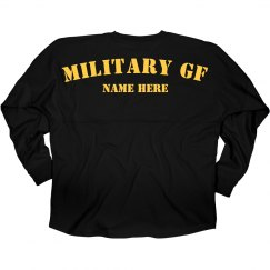 Proud Custom Army Girlfriend