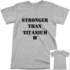 Stronger Than Titanium