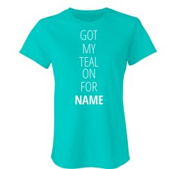 Get Your Teal On