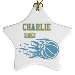 Fantasy Sports Ornament