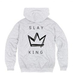 I Slay King King Lemon Hoodies