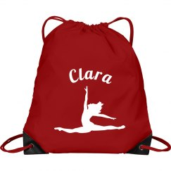 Clara custom dance bag
