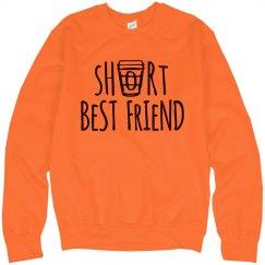 Pumpkin Spice Short Matching BFF
