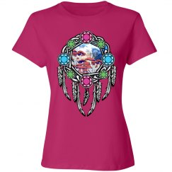 Bejeweled Mushroom Woman's