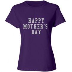 Rhinestone Mother's Day Tee