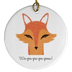 What Does Tree Fox Say