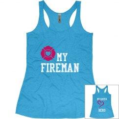 Firefighter girlfriend 3