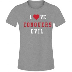 Love Conquers Evil