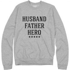 Husband father hero