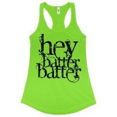 Batter Batter: Neon Green