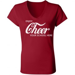 Custom Enjoy Cheer