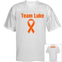 Team Luke Jersey w/ Back