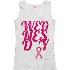 Wear Pink Wednesday Tee