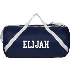Elijah sports roll bag