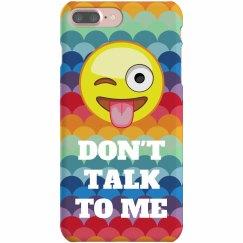 Don't Talk Emoji