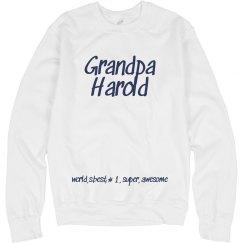grandpa harold