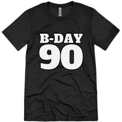 90th Birthday shirt!