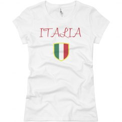 Italia Soccer Distressed