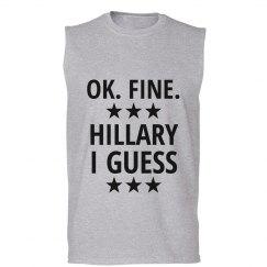 Hillary I Guess Sleeveless