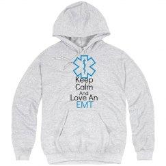 Keep Calm-EMT(hoodie)