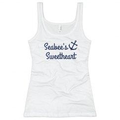 Navy Sweatheart