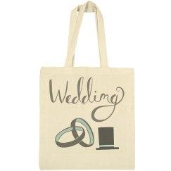Wedding Party Tote Bag