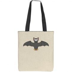 Funny Halloween Bat