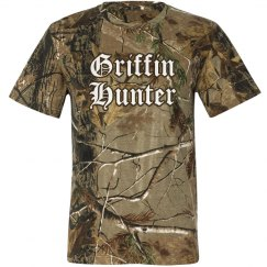 Griffin Hunter T shirt for DAN!