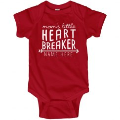Custom Mom's Heartbreaker Onesie