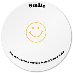 Smile Saved from Stains