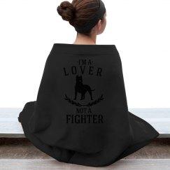 Pitbull Lover Blanket