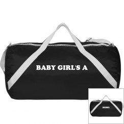 Baby Girl's a rebel