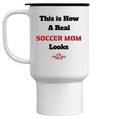 Real soccer mom