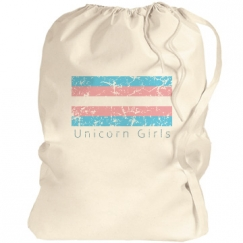 Flag Laundry Bag