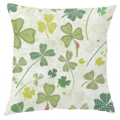 St. Patrick's Day Pillow Cover