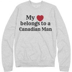 Canadian man