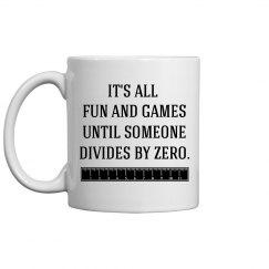 No Dividing By Zero