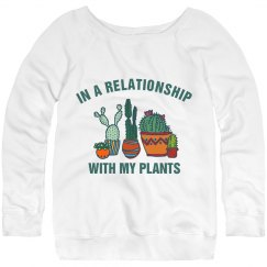 White Relationship With My Plants