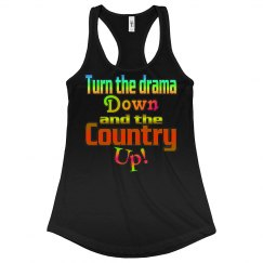 Turn The Drama Down