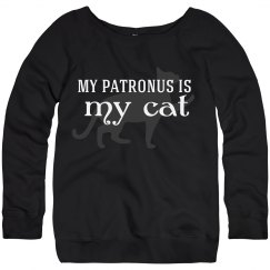 My Patronus is my Cat