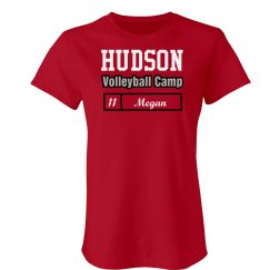 Hudson Volleyball Camp