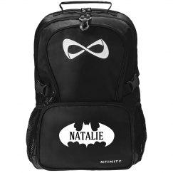 Batgirl Spoof Softball Bag Nfinity Backpack