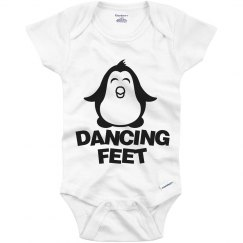 Dancing Feet Penguin