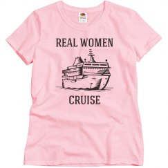 Real women Cruise