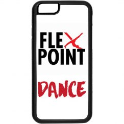 Flex Point iPhone 6 Rubber Phone Case