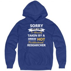 Postdoctoral Hoodies