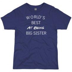 Best at being big sister