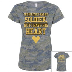 My Soldier's Heart Camo