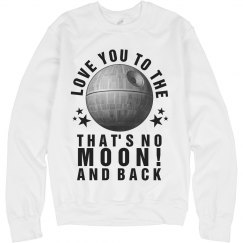 That's No Moon and Back