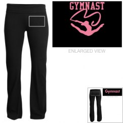 gymnastics pants